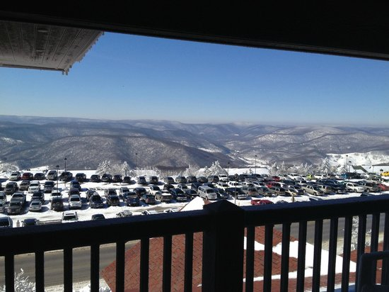 Rimfire Lodge Condos : Beautiful views
