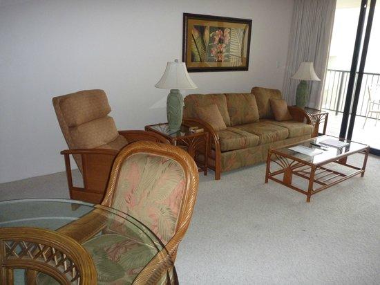 Aston Kona by the Sea: Living room