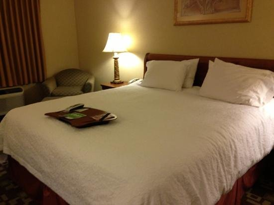 Hampton Inn & Suites Palm Desert:                   King Suites