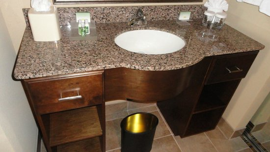 Homewood Suites Charlotte/Ayrsley: sink