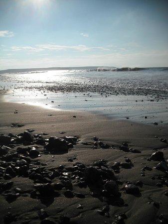 Driftwood:                   Broad Beach Rhosneigr