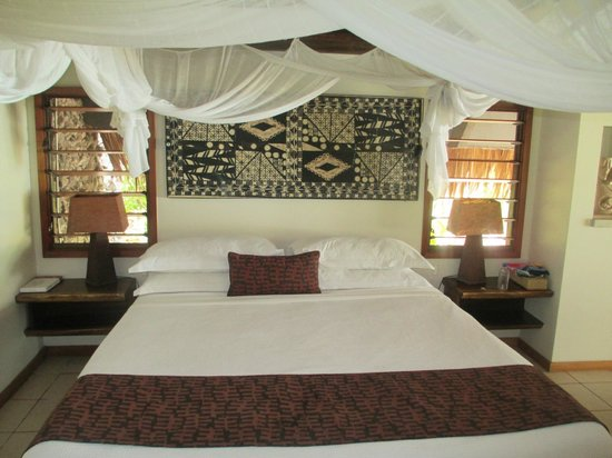 Tokoriki Island Resort:                   King Bed