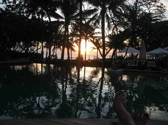 The Royal Beach Seminyak Bali - MGallery Collection: Sunset