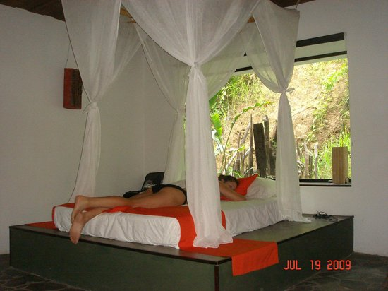 Canaima Chill House:                   my room, loved it.  very relaxing