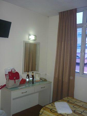 Regin Hotel: .