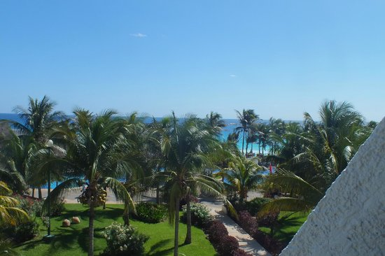 Grand Oasis Cancun:                   nice views