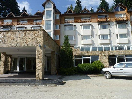 Hotel Villa Huinid Bustillo: el hotel una hermosura