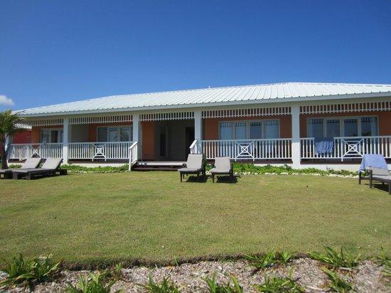 Club Med Punta Cana:                                     Vue extérieure de la suite