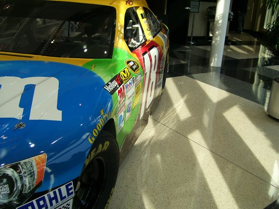 Joe Gibbs Racing: Kyle Bush's Ride