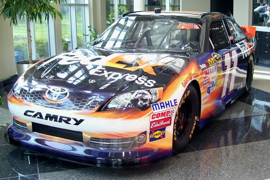 Joe Gibbs Racing: Denny Hamlin's Ride