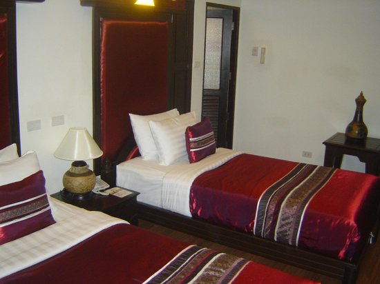 Raming Lodge Hotel & Spa:                                     One of the bedrooms