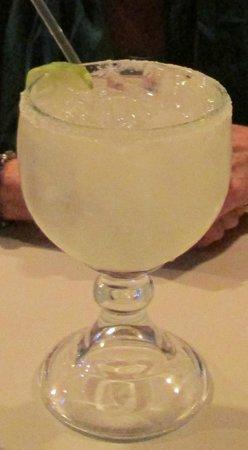 Baja Takeria: A dazzling margarita!