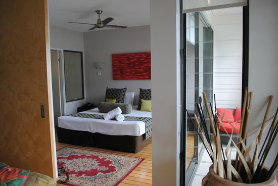 Mantra Boathouse Apartments:                   Bedroom