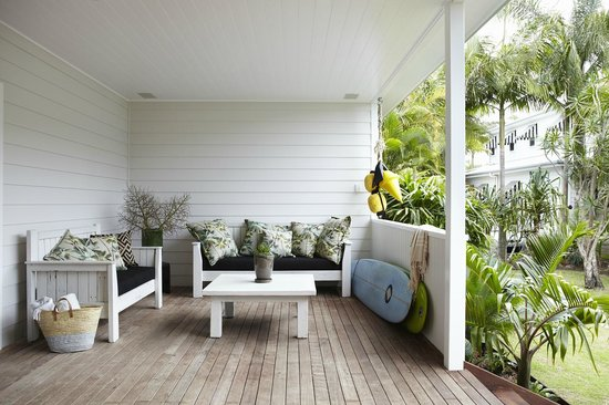 Atlantic Byron Bay: Deck - Common area