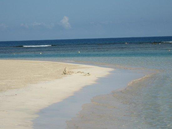 Grand Bahia Principe Jamaica:                                     belle plage