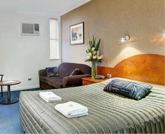 Tonsley Hotel Motel: Double room