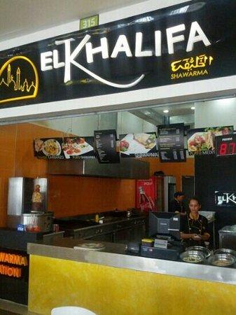 Restaurante El Khalifa Shawarma