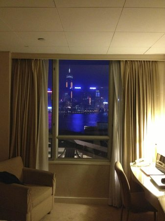 The Salisbury-YMCA of Hong Kong:                   Fantastic view and the nightly 8 pm laser light show is WoW!