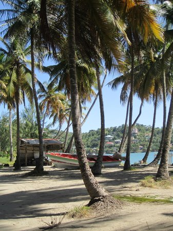 Mirage Beach Resort:                   Laborie Beach