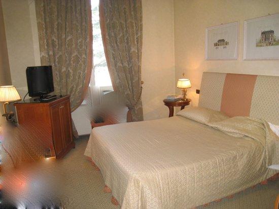 Aldrovandi Villa Borghese:                   Clean room
