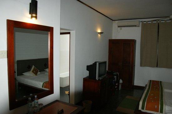 Kassapa Lions Rock: Our room