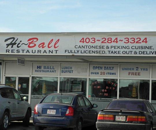 Hi-Ball Restaurant Licensed:                                     Hi-Ball Restaurant, Feb 2013