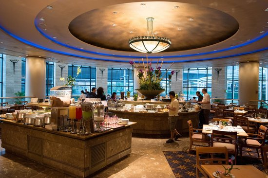 Orchid Cafe: Buffet