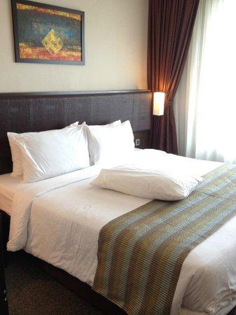 Furama Bukit Bintang:                   Bed