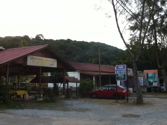 NR Langkawi Motel: on the left side of the road coming from the airport