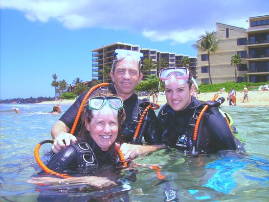 Scorpion Scuba Safaris : Family fun