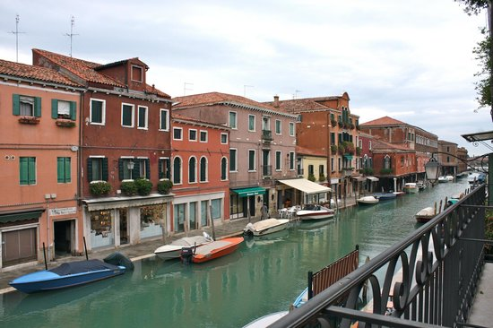 Murano Palace: Gorgeous view!