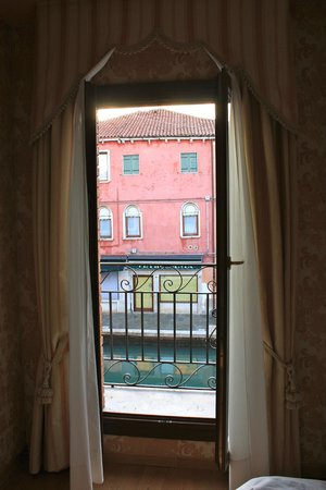 Murano Palace: View from our room