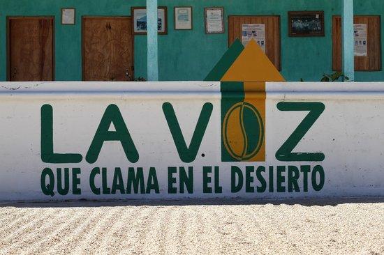 Cooperativa La Voz Que Clama En El Desierto:                   La Voz farm