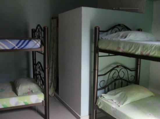 Hotel Miramar: Dormitorio
