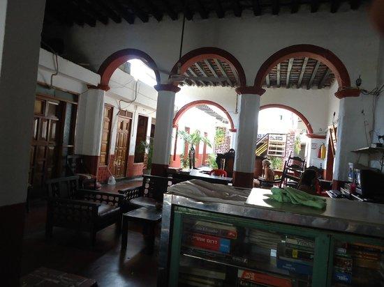 Hotel Miramar: Sala