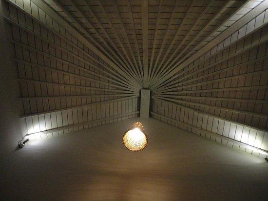 The Dipan Resort Petitenget:                   One Bedroom Villa 106 - Bedroom Ceiling