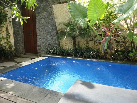 The Dipan Resort Petitenget:                   Three Bedroom Villa 301 - Private Pool