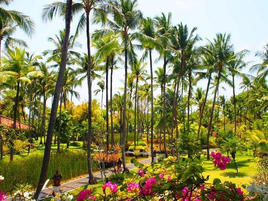 Melia Bali Indonesia:                   outside