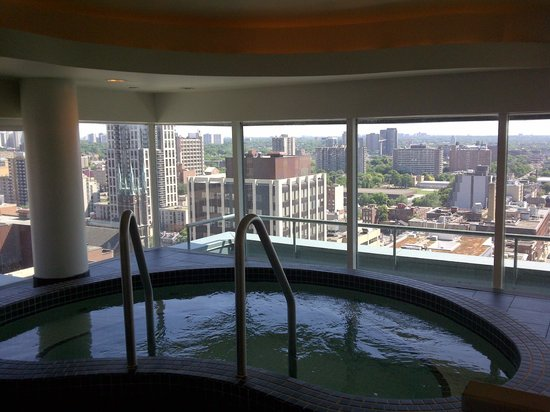 Cambridge Suites Toronto :                   View In Gym