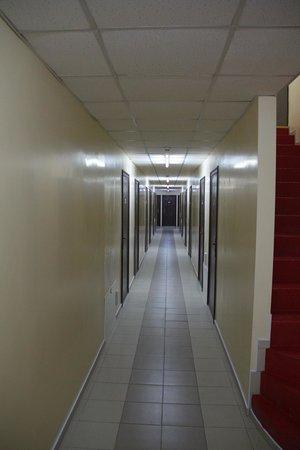 Voskhod Hotel:                   Коридор
