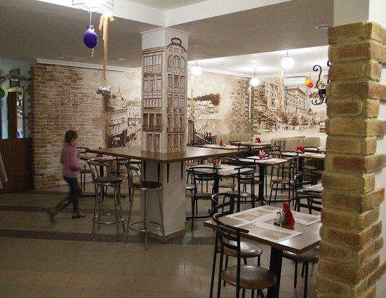 Voskhod Hotel:                   Ресторан