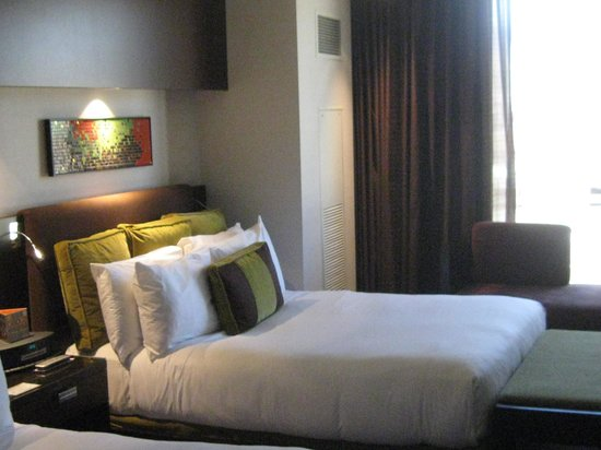 Red Rock Casino Resort & Spa:                   Basic Queen Room