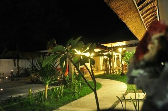 Casus Dream Hotel:                                     night view