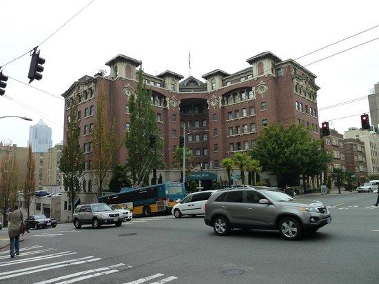 Hotel Sorrento: Hotel