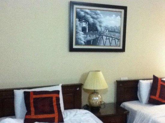 Golden Spring Hotel:                                     nice style