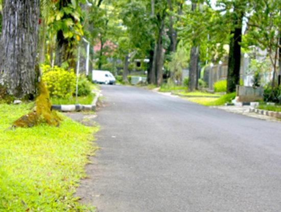 De Riau Motel / Pavilion : Surrounding