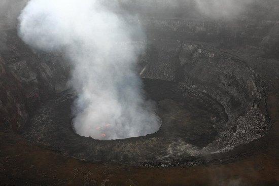 Goma, República Democrática del Congo:                   niyragongo