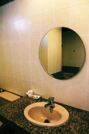Number 1 House & Restaurant: Bathroom