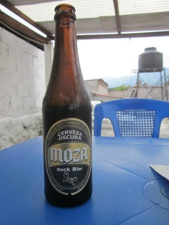 Hostal Antigua:                   Cheap beer from the front desk