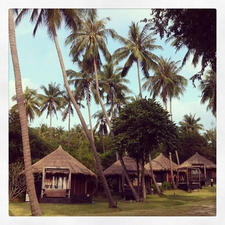 The Haad Tien Beach Resort:                   Getaway Villa